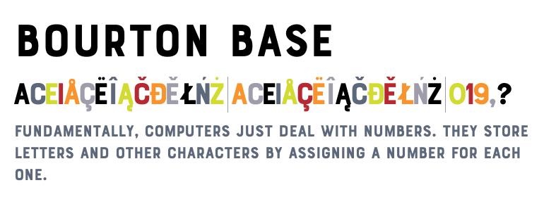 Bourton Base - Fonts com   DESIGN : FONTS   Fonts, Design, Base