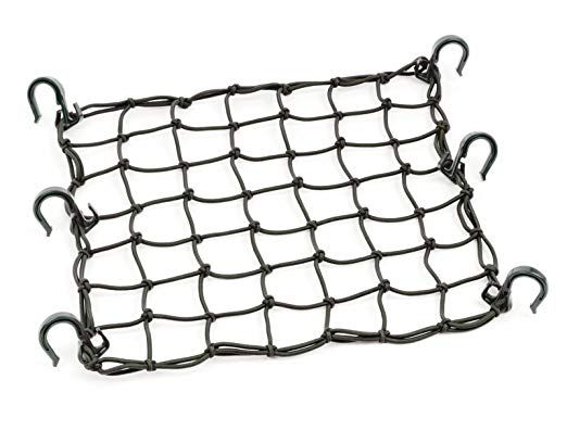 Powertye 5015215x15 Powertye Mfg Cargo Net Featuring 6 Adjustable