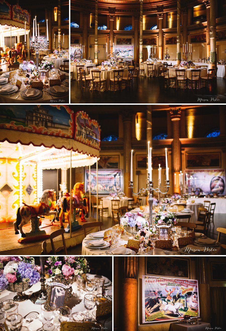 Matrimonio Acquario Romano : Wedding rome acquario romano vintage circus party wedding
