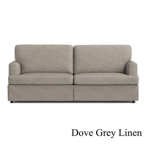 Sectional Sleeper Sofa Handy Living Custom Orlando Skirted Slipcover for Handy Living Orlando SoFast Sofa