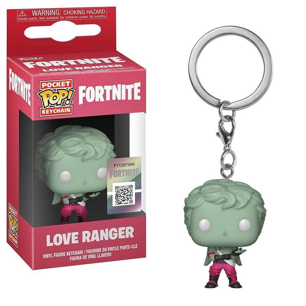 Funko Funko Pop Fortnite Love Ranger Vinyl Figure Keychain