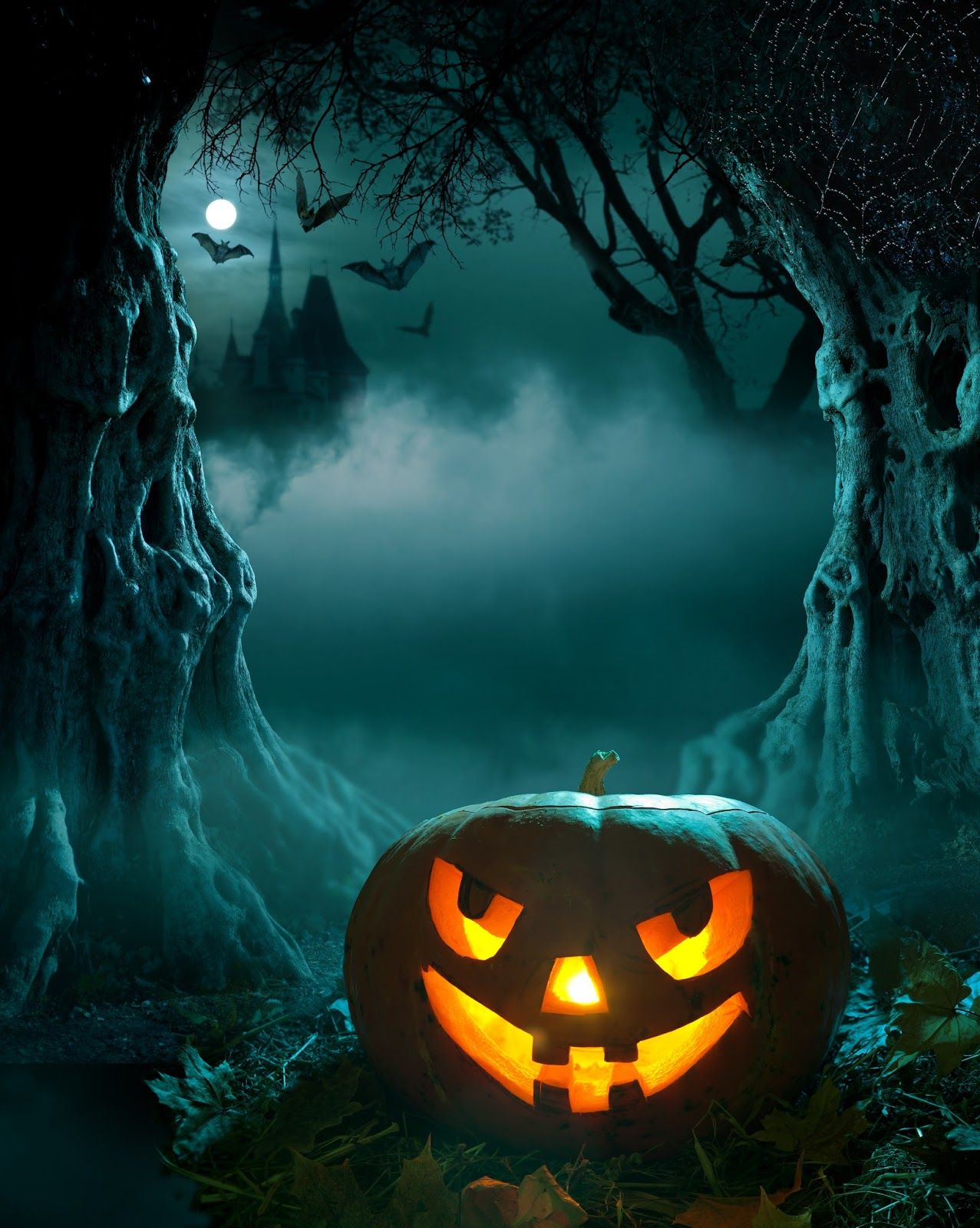 Keep Kids Focused On Learning Even Through Halloween With These Fun Sites That Offer Lots Of Lesson Halloween Wallpaper Halloween Moon Halloween Backgrounds