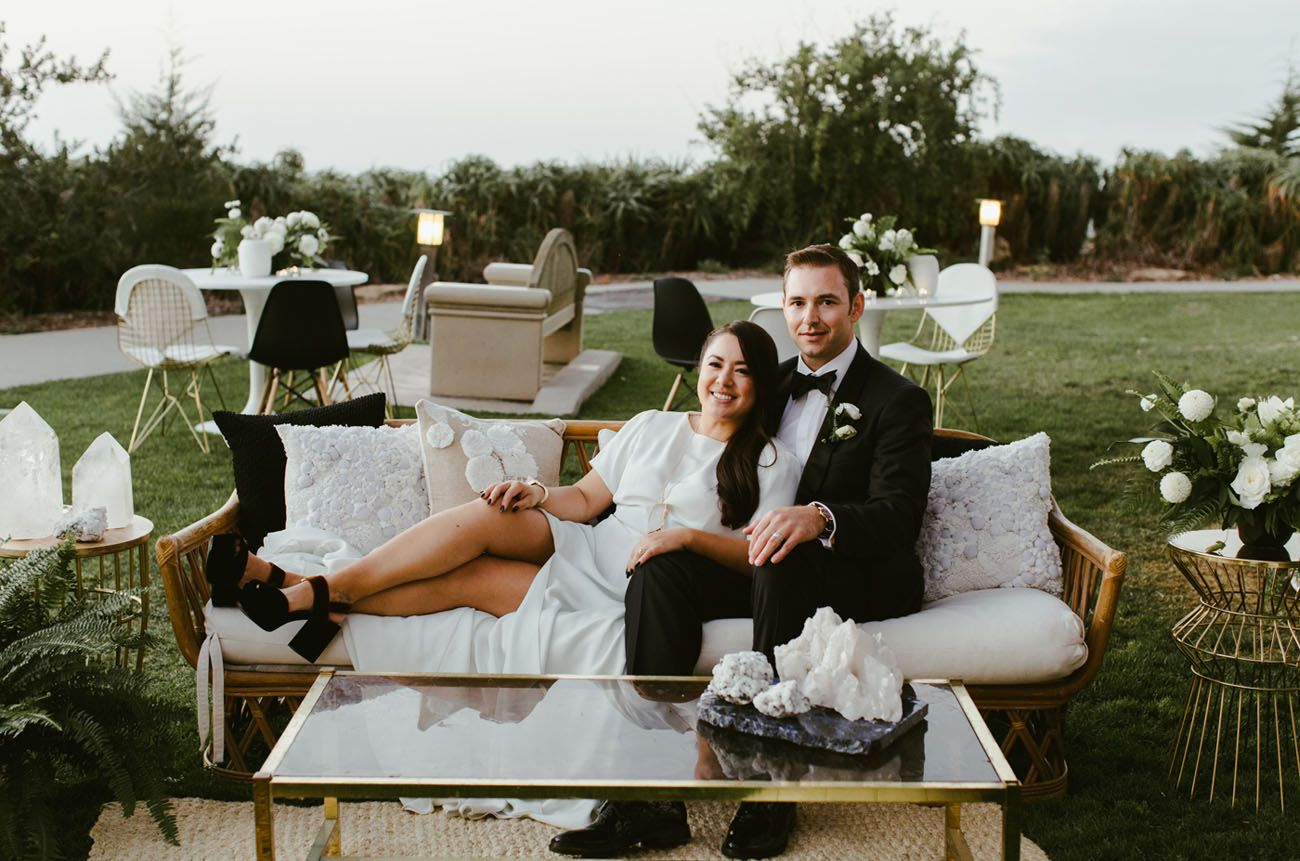 Jewelry Designer Love Tatum's Autumnal Equinox Wedding #autumnalequinox