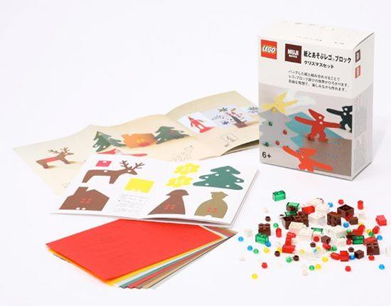 No me toques las Helvéticas | Blog sobre diseño gráfico y publicidad: Creativa unión Muji y Lego