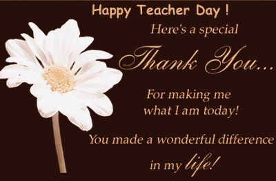 Happy Teacher S Day Wishes Quotes With Wonderful Images In English