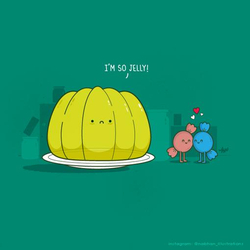 Juegos De Palabras Ilustrados Con Humor Ceslava Ilustracion Divertida Garabatos Divertidos Juegos De Palabras Divertidos