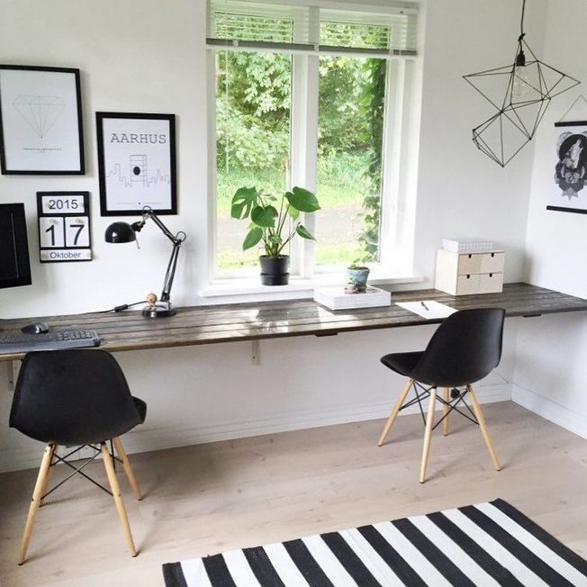 +38 The Secret To Home Office Ideas