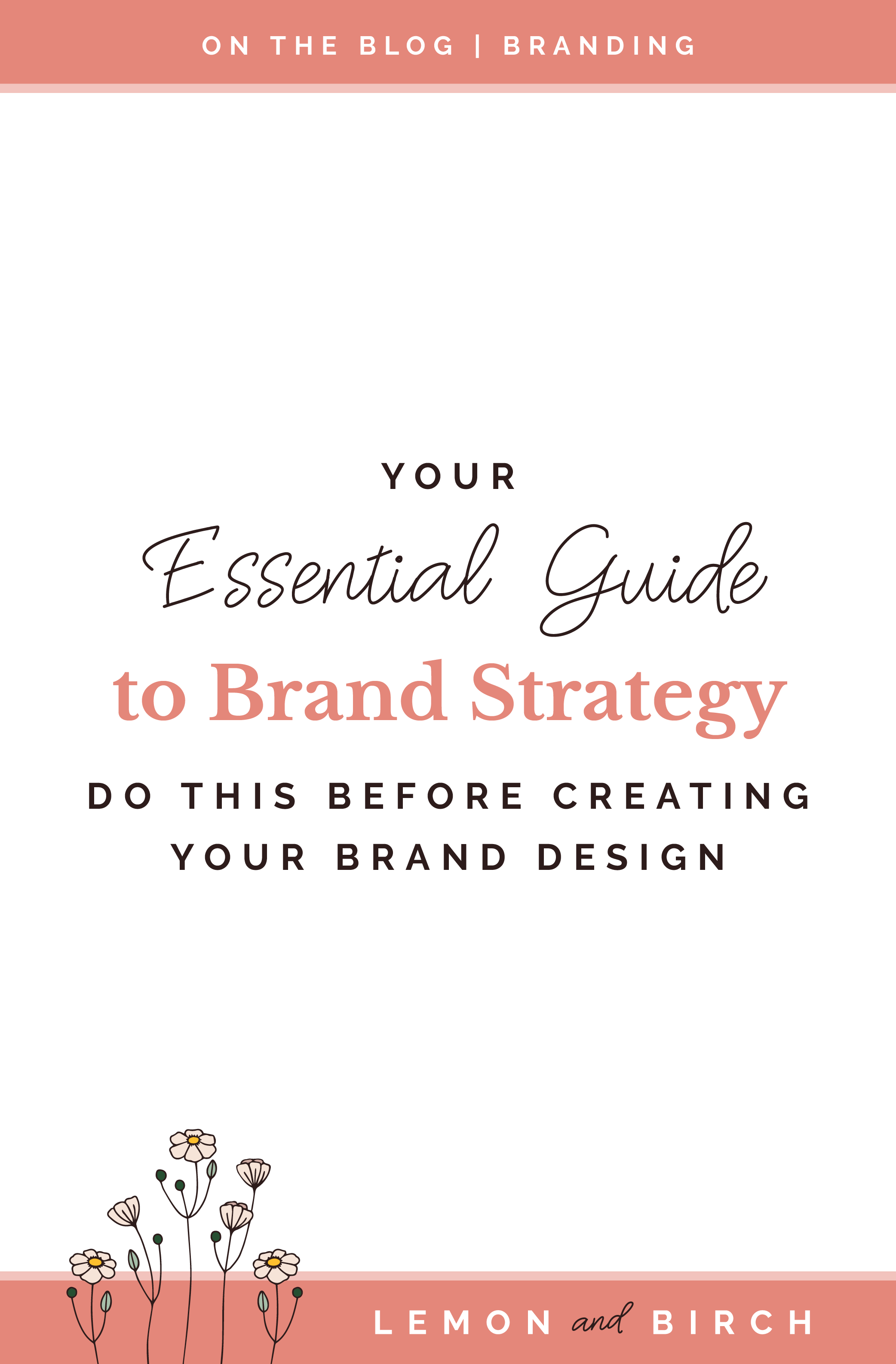 Single Post Branding Your Business Branding Design Brand Guidelines