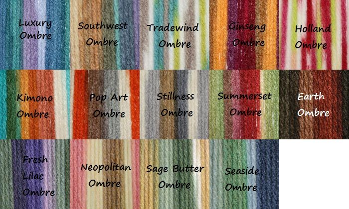 Loops and Threads Impeccable Colors | Crochet Tips and Stitches ...