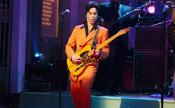 Saturday Night Live is paying musical tribute toPrince this weekend, airing a clip show that featuresthePurple One's performances on NBC's late-night sketch comedy. The revolutionary artist died on Thursday at the age of 57.