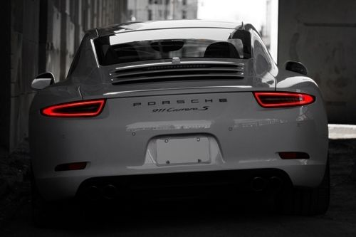 Arabian luxury at Porsche 911, Dream cars