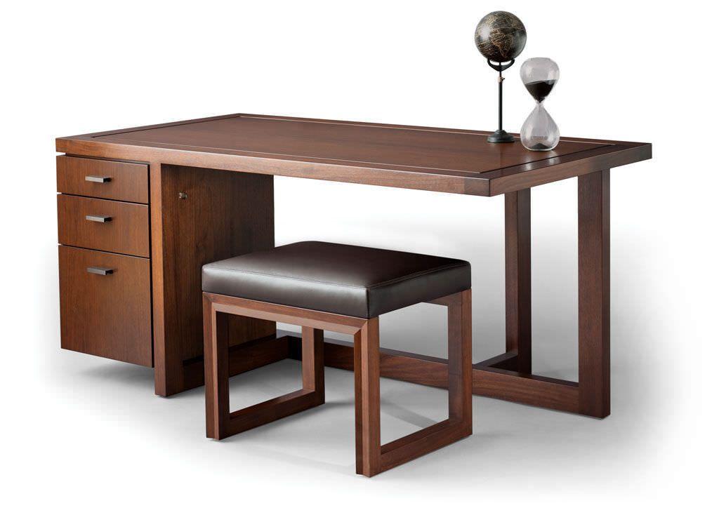 Schon Schreibtisch Walnuss Moderne Kuche Zeitgenossische Dekoration Zeitgenossische Mobel