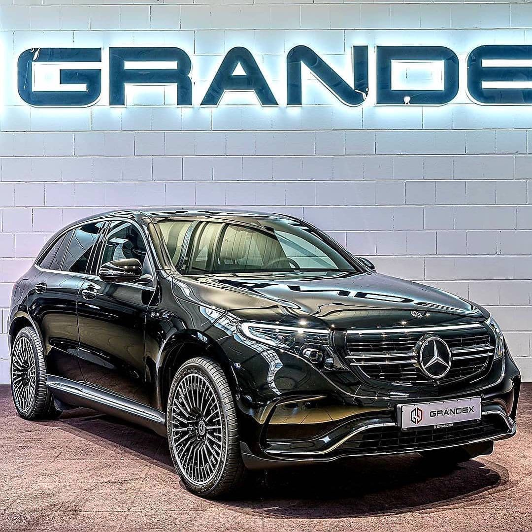 Mercedes Amg Brabus On Instagram Pure Electric Suv The Brand New Mercedes Benz Eqc 400 4matic Mercedes Benz Suv Mercedes Benz New Mercedes