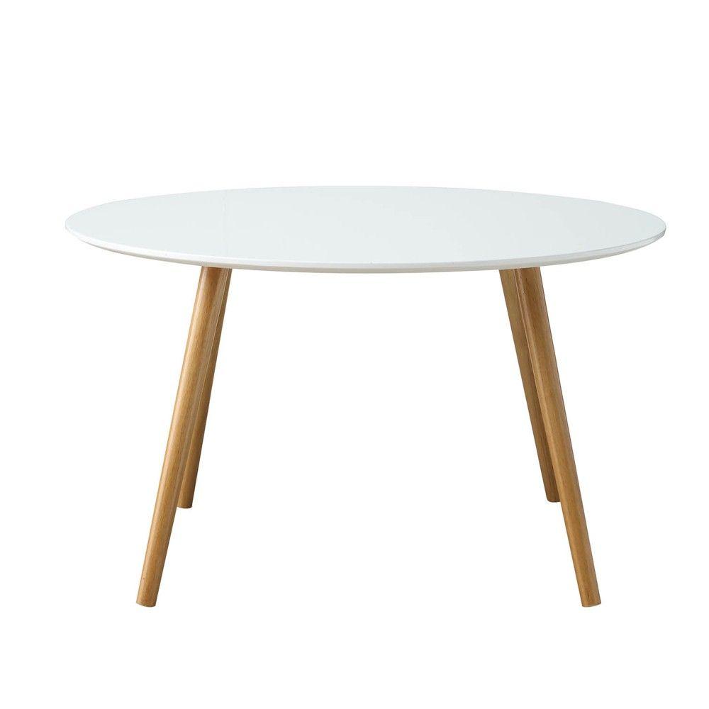 Oslo Round Coffee Table Glossy White Breighton Home White Round Coffee Table Coffee Table Round Coffee Table [ 1000 x 1000 Pixel ]