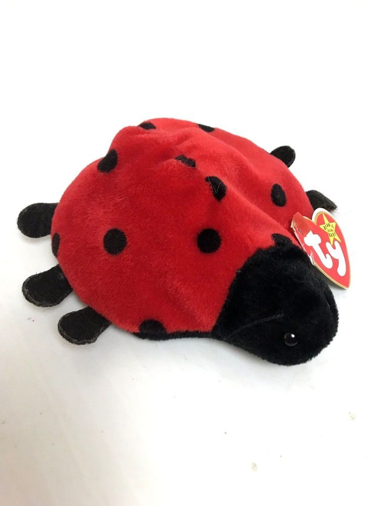 Details about Beanie Baby Lady Bug 4b0b23250053
