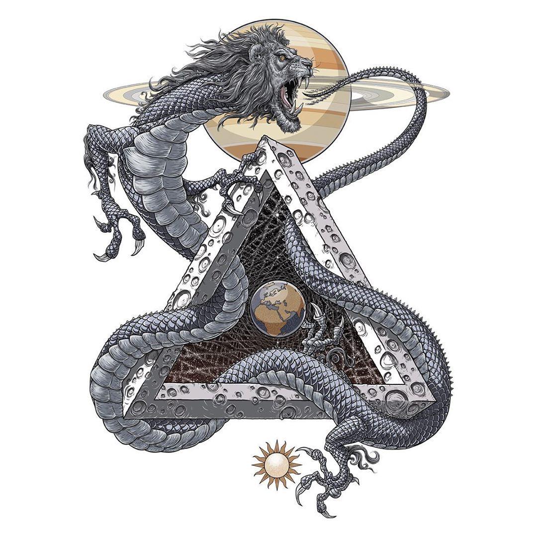 demiurge #Saturn #gnosis #gnostic #gnosticism #samael #yaldabaoth #occult  #enlightenment #matrix #malkuth | Mystical art, Satanic art, Esoteric art