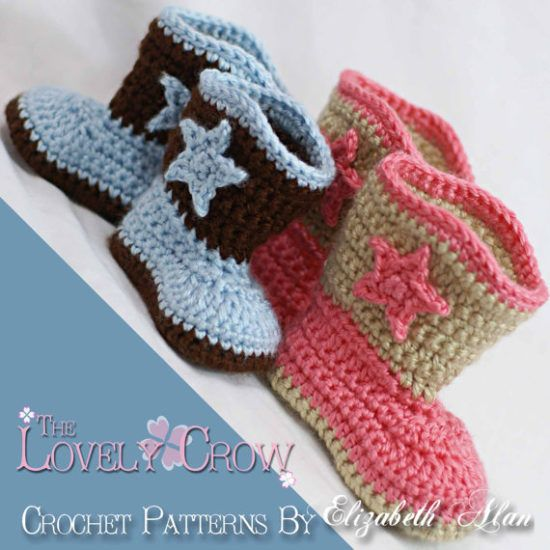 Crochet Cowboy Outfit Pattern Free Video Tutorial | Cowboy outfits ...