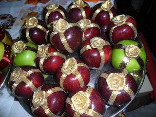 Engagement Plate Decorations & Engagement Plate Decorations | Aarathi(Decorative Plates ...