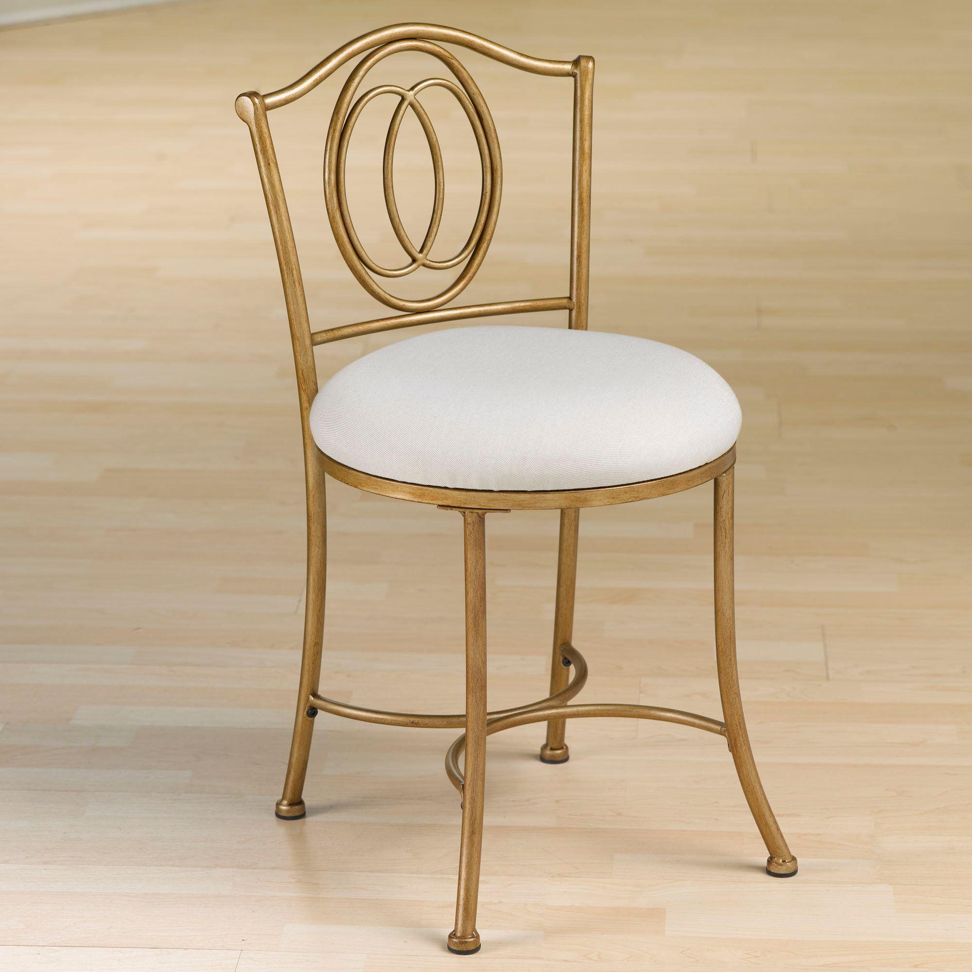 Bathroom Vanity Chairs With Backs Hocker Stuhle Und Schminktisch
