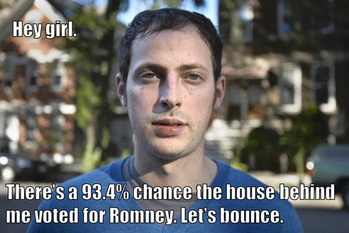 Nate Silver Gets His Own Memes