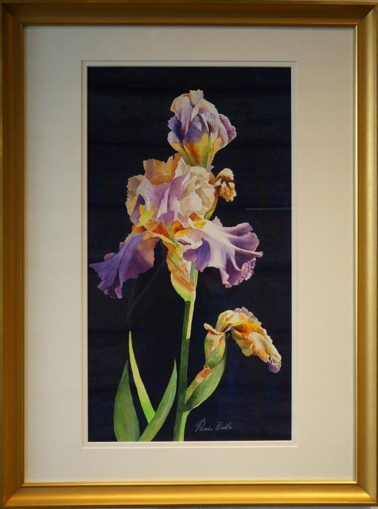 Spring Palette, Watercolor, Tanis Bula (1,500) Spring
