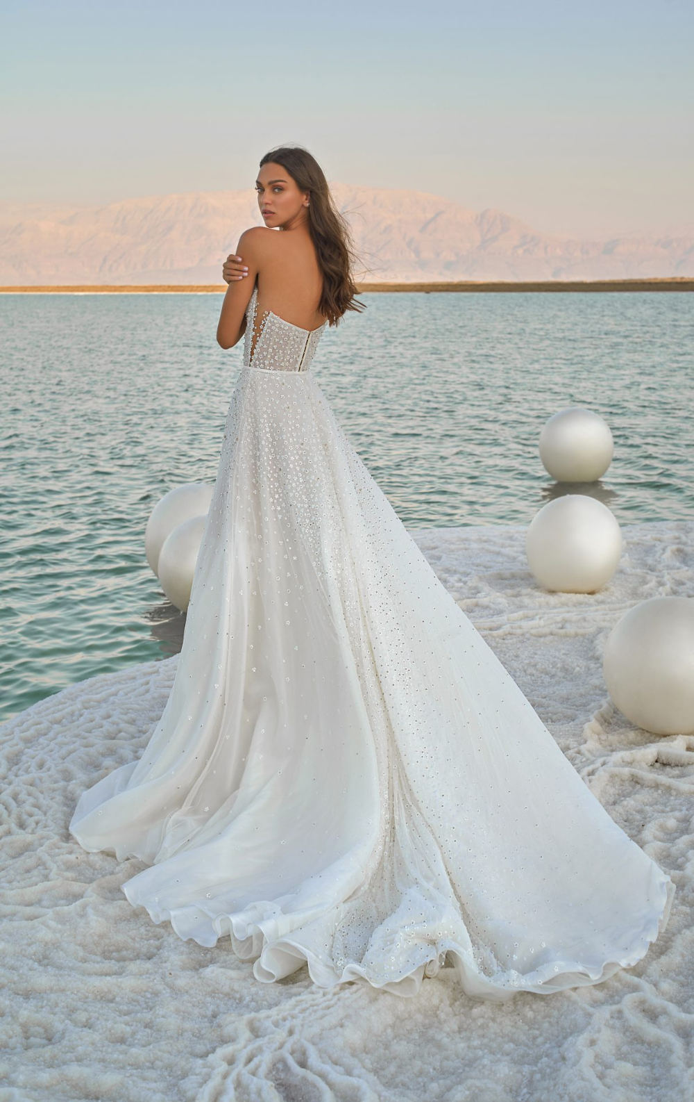Lpg Jadore Wedding Dress From Our Fields Of Pearls A Strapless