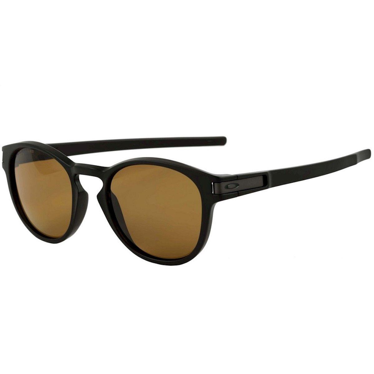 O famoso óculos holbrook da oakley tem armação em acetato transparente  preto, moderno e esportivo, que combina com seu estilo aventure…   Óculos  de Sol 4c8b4fa538