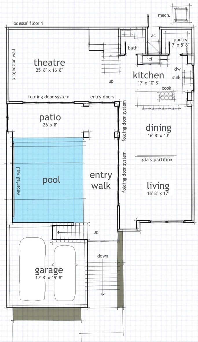 Pin On Courtyard House Plans