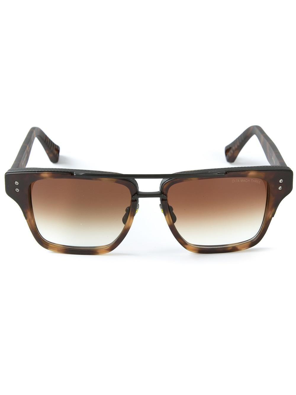 63a42a9aee Dita Eyewear Gafas De Sol Mach Three Bmatttortoise Hombre  Accesorios,sandalias Dita,Dita venezuela