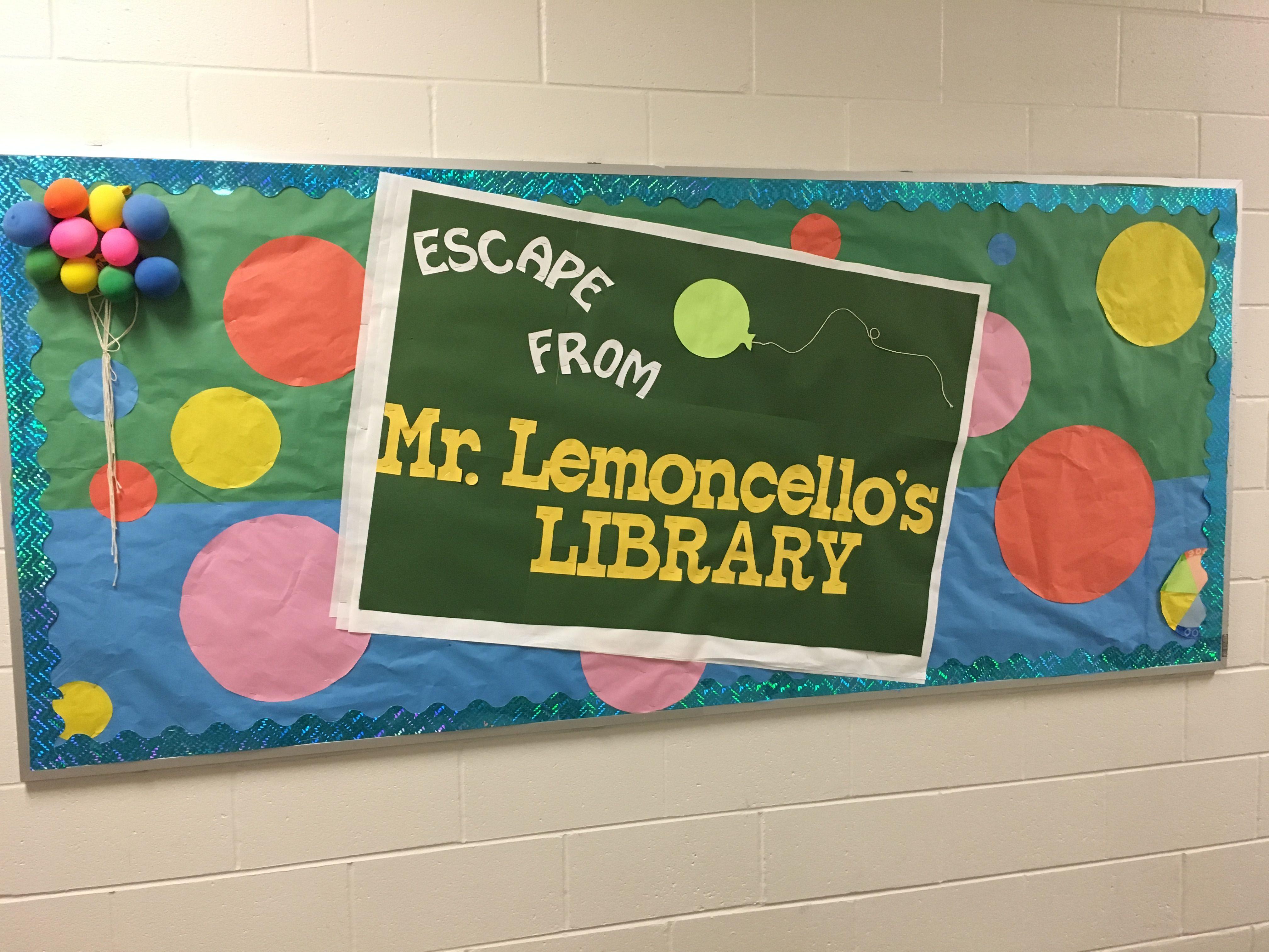 Escape Frommr Lemoncello S Library Board