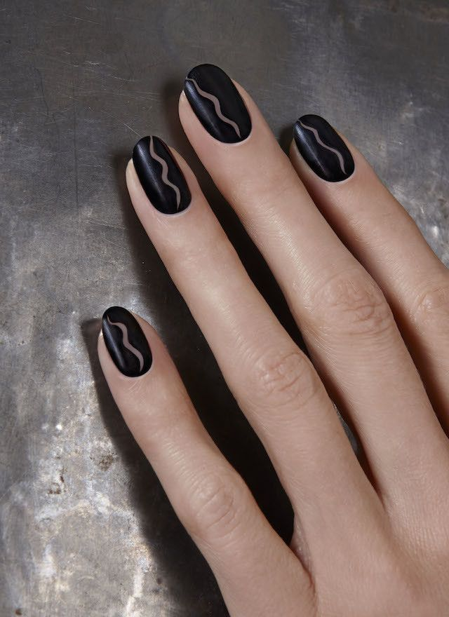 Manicurist Jin Soon Choi Teaches Us New Easy Nail Art Techniques