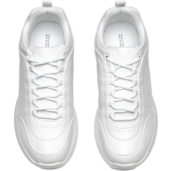 chunky shoes, white trainers