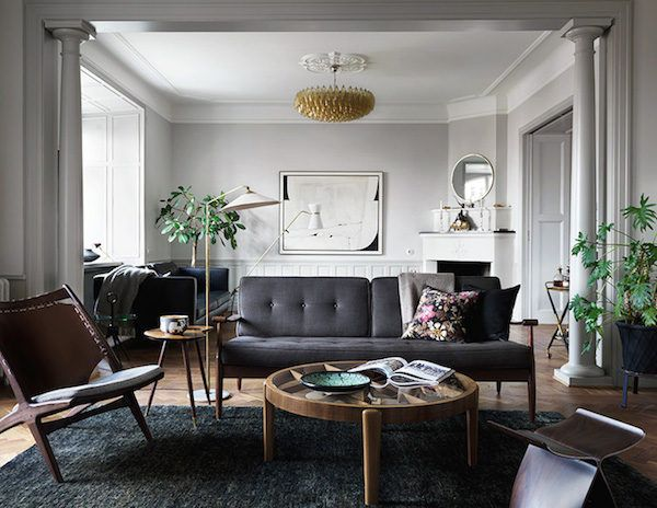 Swedish Interiors the calm and collected home of a swedish interiors stylist (my