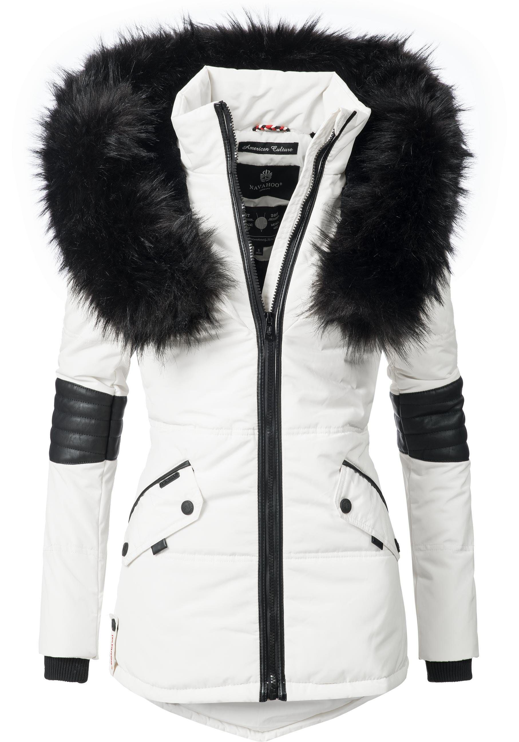 OTTO  Navahoo  Bekleidung  Blazer  Jacken  Steppjacken  Winterjacken  Damen d9dde8a500