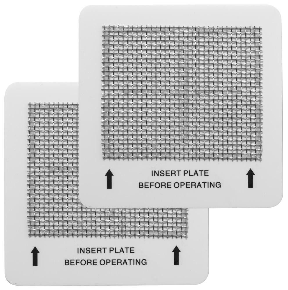 Pair of Ceramic Ozone Plates Popular Air Purifiers Air