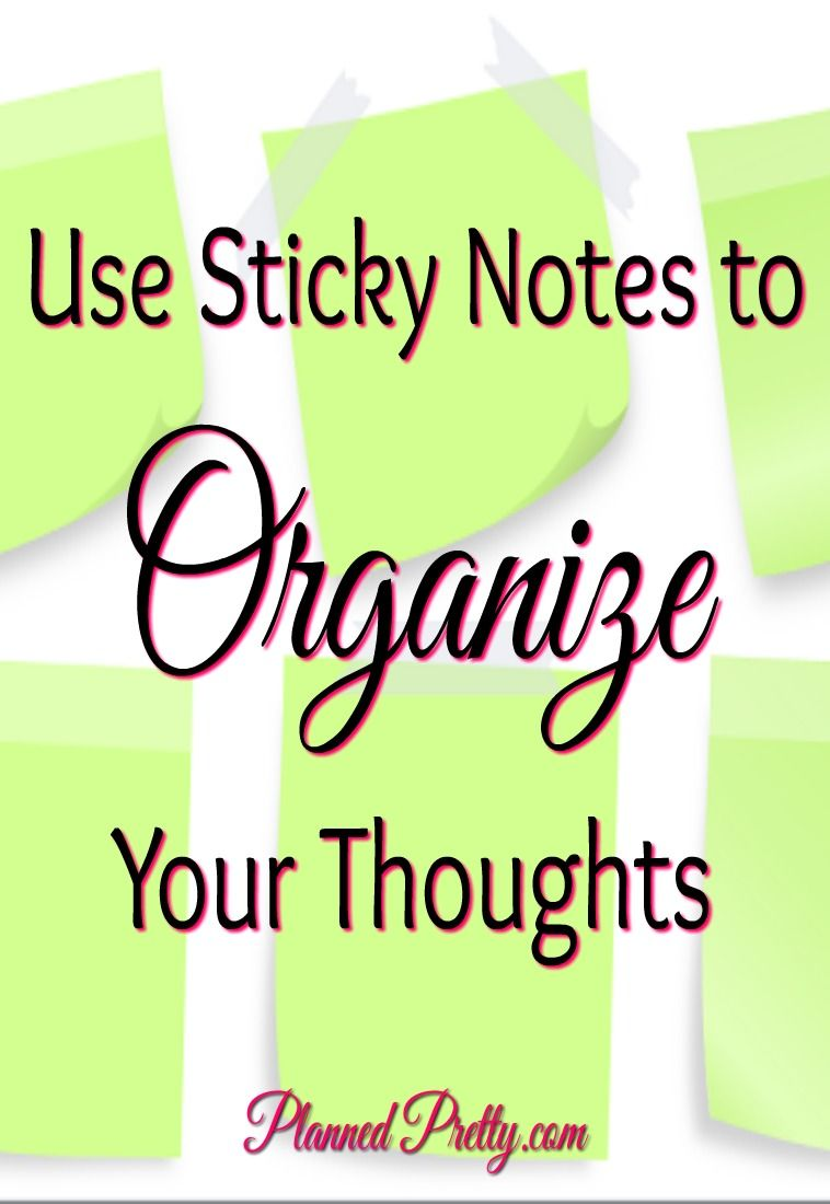 Communication on this topic: How to Organize Your Thoughts on Paper, how-to-organize-your-thoughts-on-paper/