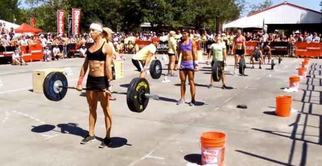 CrossFit. Regionals 2012 Mobilityexercises in 2020