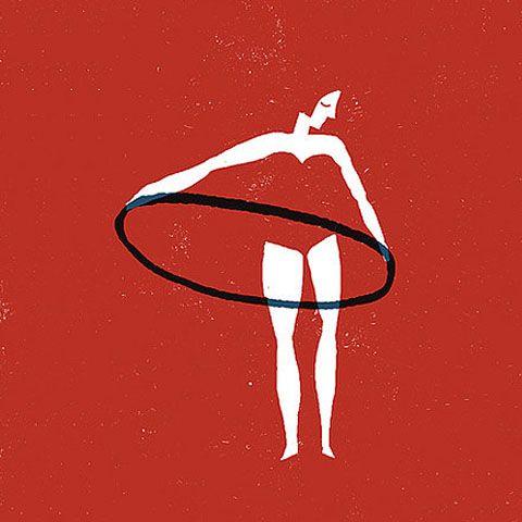 Hoepel - ballerina