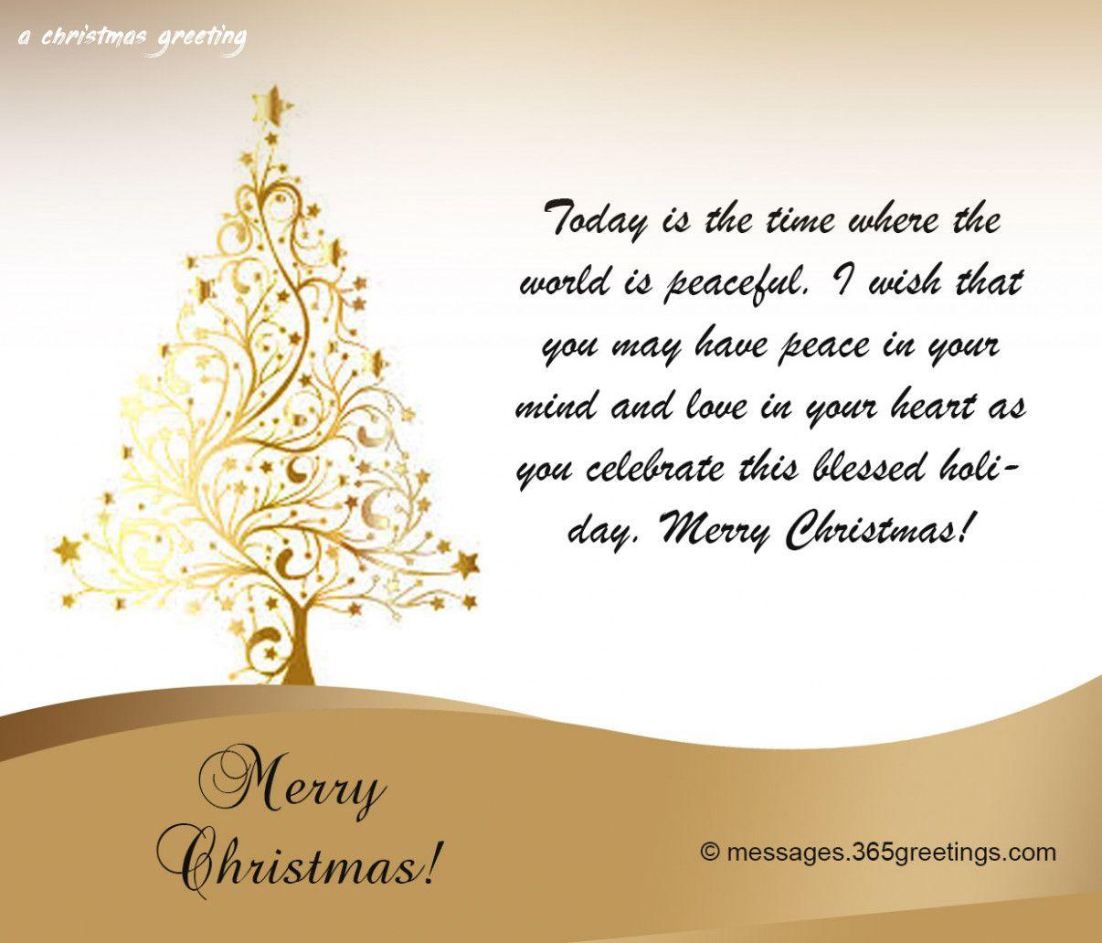 7 A Christmas Greeting Christmas Card Sayings Christmas Greeting Cards Sayings Christmas Card Messages