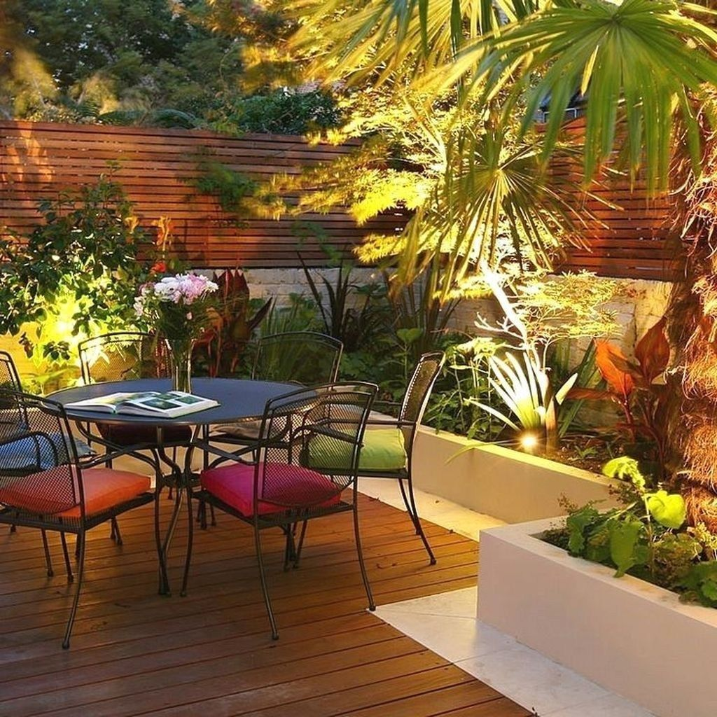 30+ Gorgeous Small Gardens Design Ideas with Cozy Seating #japanesegardendesign