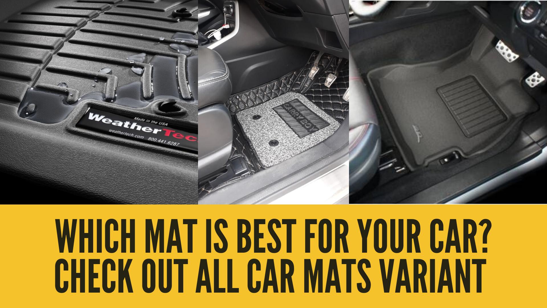 Best Car Floor Mats In 2020 Car Mats Car Floor Mats Car