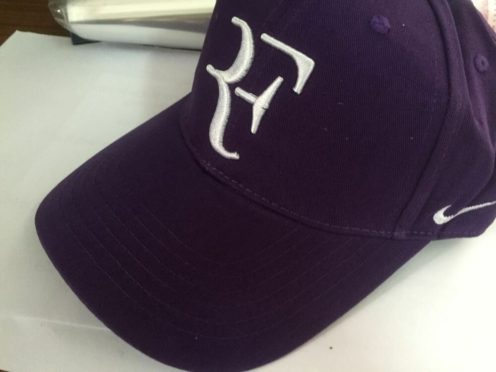 New Hot Roger Federer Cap Hat RF Hybrid Adjustable Tennis Hat Free Ship  Purple  fashion  clothing  shoes  accessories  mensaccessories  hats (ebay  link) 87118817bf7