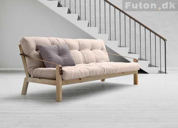 Sofa Natur Med Madras Tilbud 4 990