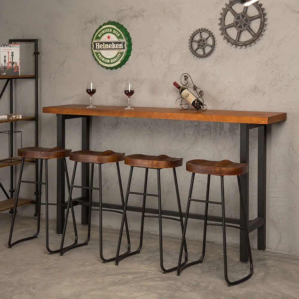 Pin by Eman Fahmy on Home   Kitchen bar table, Bar stool chairs ...