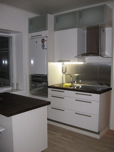 Sisustus ja Sepustus: Keittiövalintani on IKEA