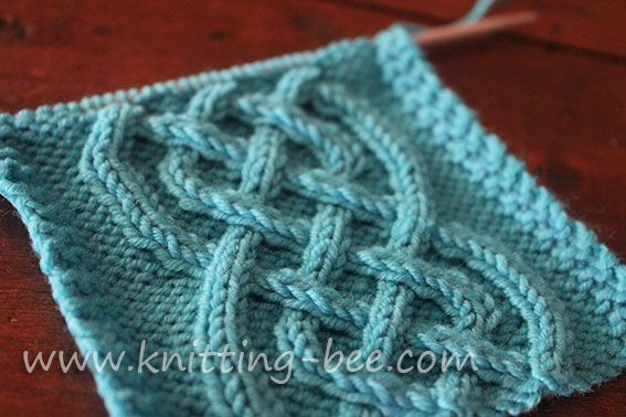 Celtic Cable Knitting Pattern Free I\'m thinking I might try making ...