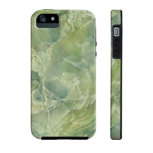 Jade Marble Phone Case