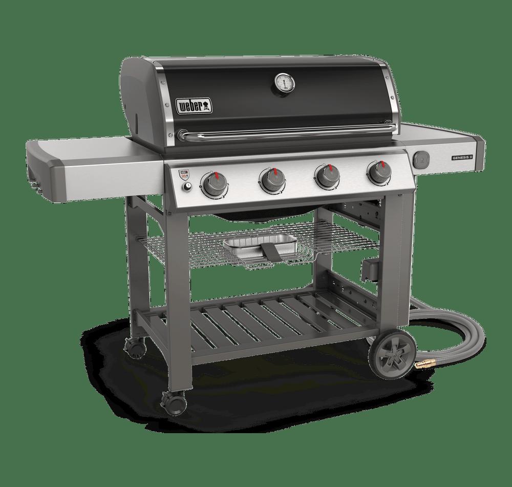 Genesis Ii E 410 Gas Grill Natural Gas Genesis Ii Series Gas Grills In 2020 Gas Grill Propane Grill Grilling