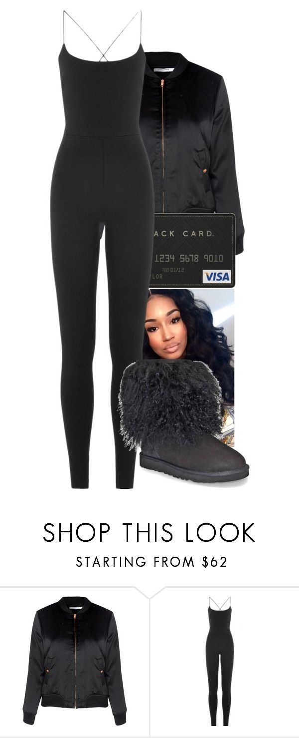 """""""2/12/17"""" by monet-princessa on Polyvore featuring Glamorous, Valentino and UGG"""