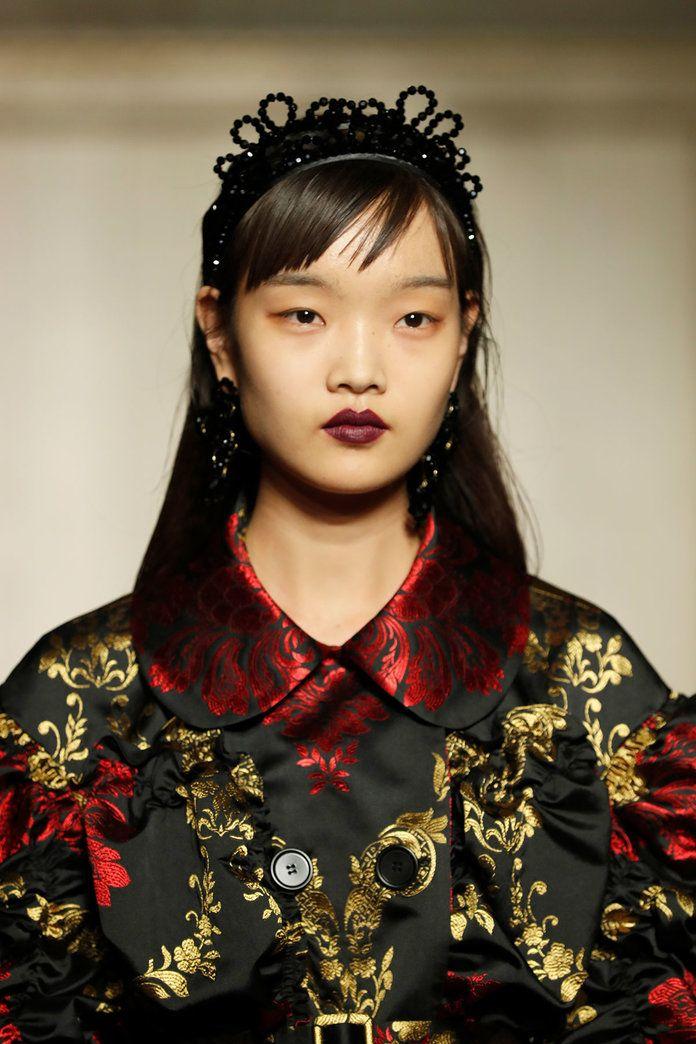 London Fashion Week Fall 2018 Beauty Trends: Dynamic